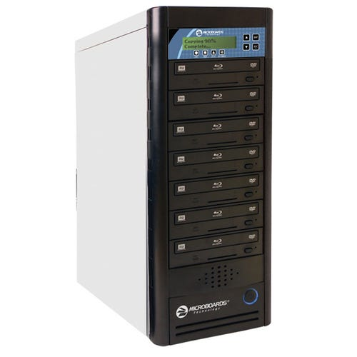 Microboards CopyWriter Pro Blu-Ray Duplicator - CD/DVD - 7 d