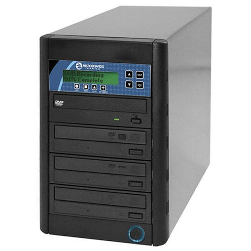 Microboards 1:3 CopyWriter CD/DVD Duplicator