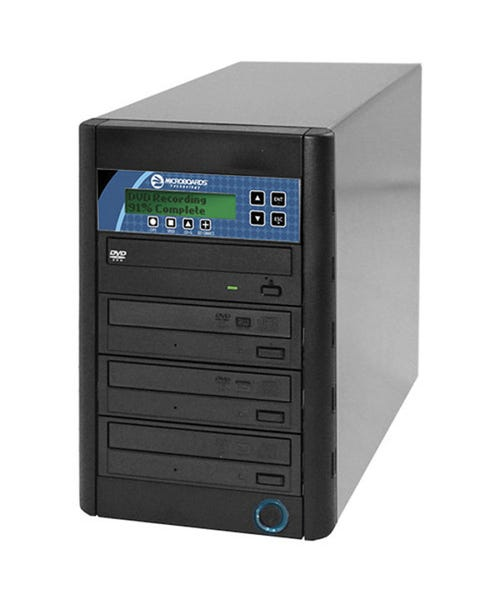 Microboards 1:3 CopyWriter CD/DVD Duplicator