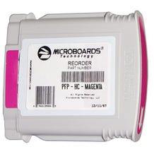 Microboards Ink Cartridge for Microboards MX1, MX2 & PF-Pro Printers - Magenta