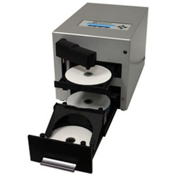 Microboards QDL-1000-BD Quic Disc Loader Blu-ray Duplicator