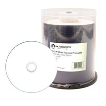 Microboards 16X 4.7GB -Everest-Thermal-W-Hub Print DVD-R Cake Box - 100pc