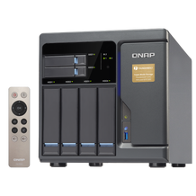 QNAP HIGH PERFORMANCE 6BAY 4+2 THUNDERBOLT 2 DAS/NAS/ISCSI I