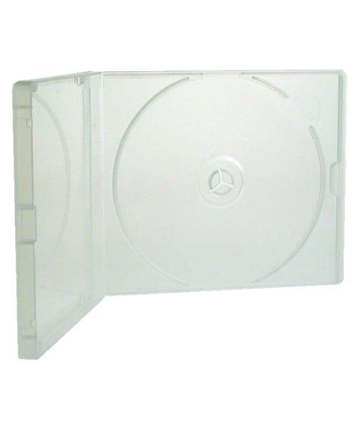 Polyline CD Jewel Case - Clear - Polypropylene