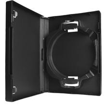 Polyline 12-Disc ACE Library 30mm Spine  DVD Case - Black