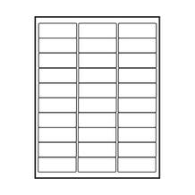 Polyline Mailing Labels (3000 Labels)