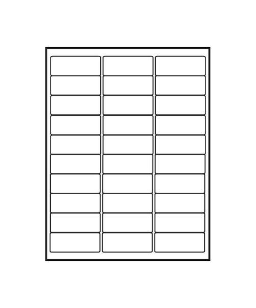 Polyline Mailing Labels (3000 Labels)