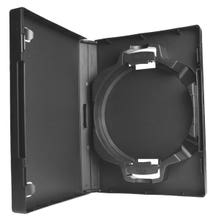 Polyline 3-Disc ACE Library 30mm Spine DVD Case - Black