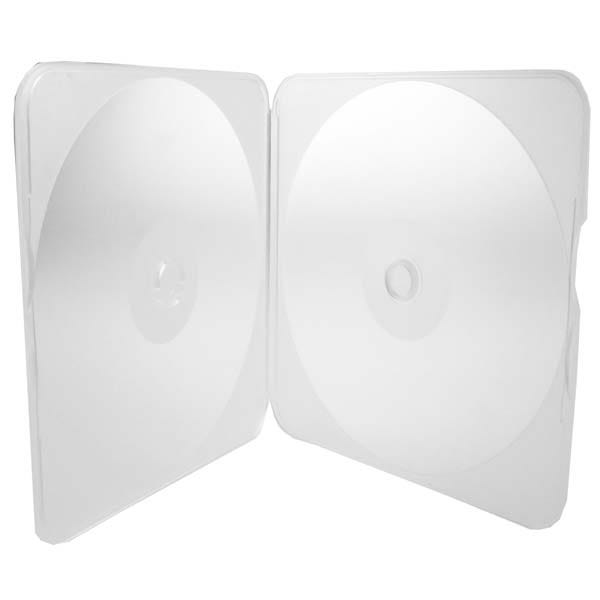 Polyline Polypack CD Case - Clear (400-Pack)