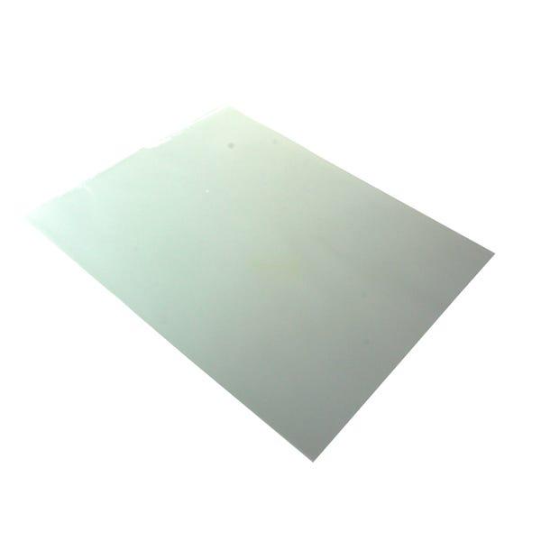 Polyline Shrink-Wrap Jewel Case Bag - Clear - Glossy - 100-Gauge PVC