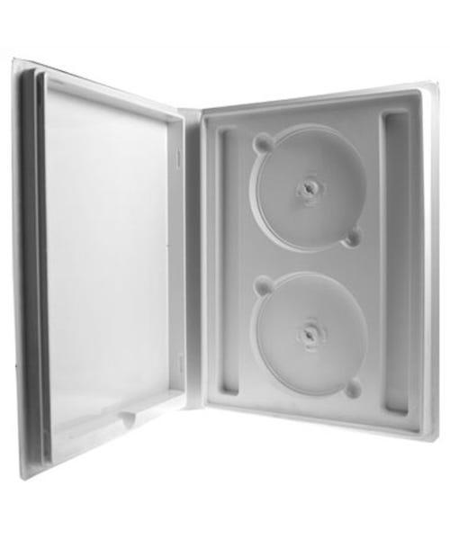 Polyline 4-Disc Deluxe CD/DVD 90166 Album - White - Vinyl - Overlay & Literature Well