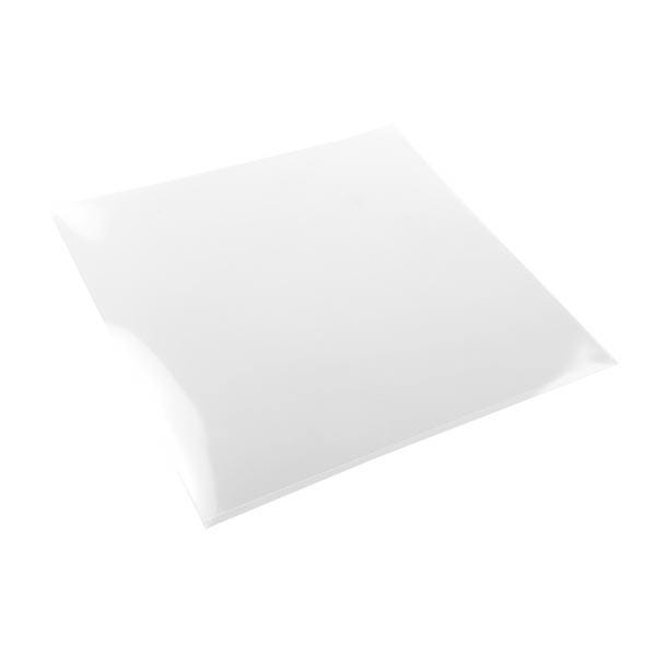 Polyline CD/DVD Sleeve - 105-16102 - Clear - Polypropylene - Flush Cut Opening - Automatable - 1000 per Case