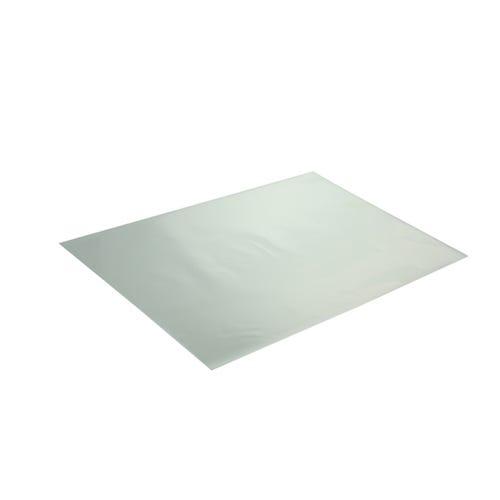 Polyline DVD Shrink Wrap Bag - Clear - 6 x 8.5in - Clear - Glossy - 100-Gauge PVC
