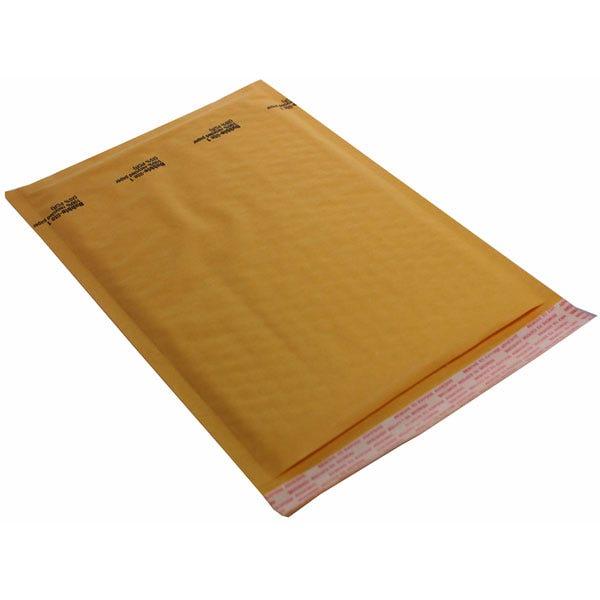 Polyline General Mailer -7 x 11 in - KraftBubble-Lined - Peel & Seal Flap