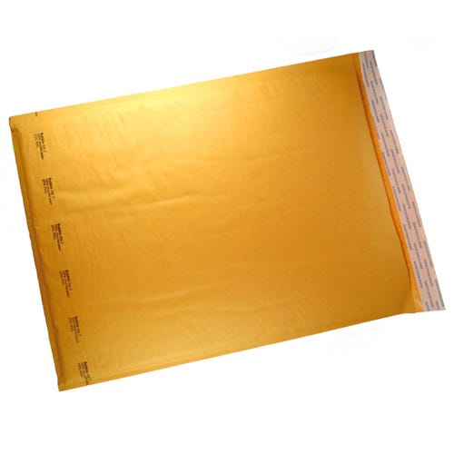 Polyline General Mailer -14 1/4 X 20 #7- KraftBubble-Lined -Peel & Seal Flap