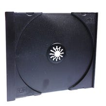Polyline Jewel Case Tray - Black - Polystyrene - Automatable
