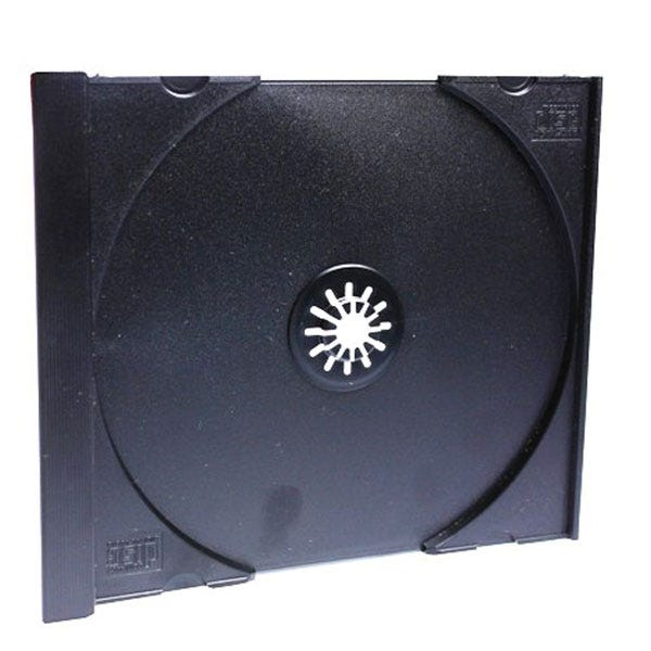 Polyline Jewel Case Tray - Black - Polystyrene - Automatable