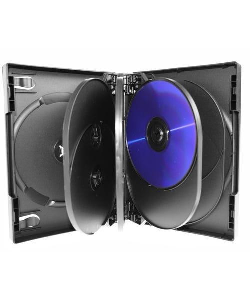 Polyline 10-Disc VERSApak 35mm Spine DVD Case (40 Pack)
