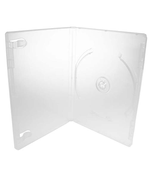 Polyline PL-Pro DVD Case - Clear - 14mm - Glossy - Overlay