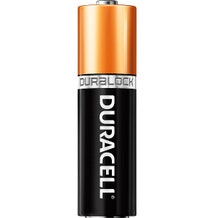 Duracell 1.5V AA Coppertop Alkaline Batteries - 24-Pack