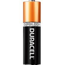 Duracell 1.5V AA Coppertop Alkaline Batteries - 24-Pack