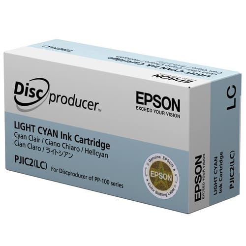 Epson Ink Cartridge for Discproducer Series - Light Cyan