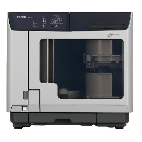 Epson Discproducer PP-50II CD/DVD 50 Disc Publisher