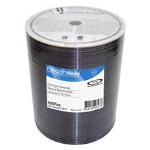 Falcon 52X Thermal - Silver - Hub Printable CDR Shrinkwrap - 100pc