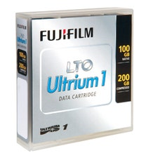Fuji LTO 1 Ultrium Barium Ferrite Data Cartridge