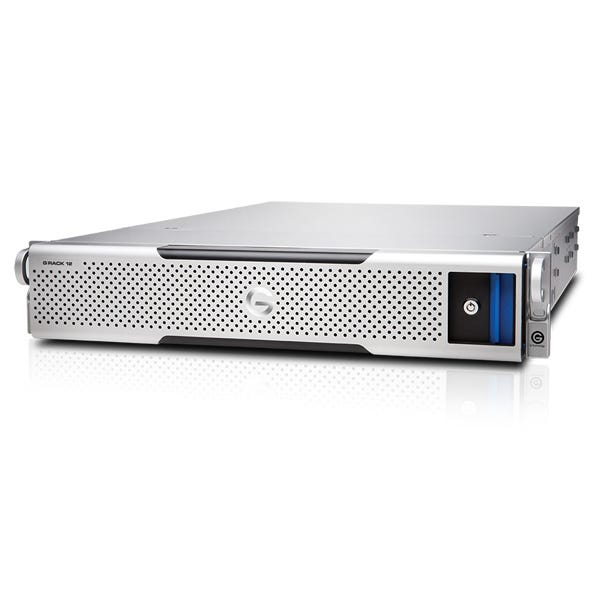 G-Technology G-RACK 12 EXP, 96TB SAS Expansion