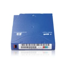 HPE LTO 1 Ultrium Barium Ferrite Data Cartridge