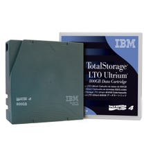 IBM LTO 4 Ultrium Barium Ferrite Data Cartridge