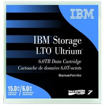 IBM LTO 7 Ultrium Barium Ferrite Data Cartridge