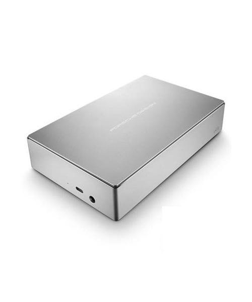 LaCie 5TB Porsche Design USB Type-C External Desktop Hard Drive