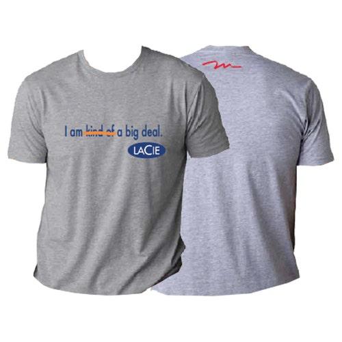 LaCie Big Deal T-Shirt - Large