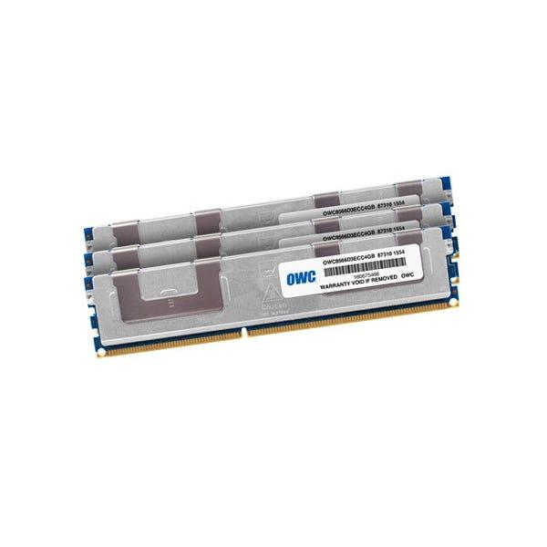 OWC12GB DDR3 1066 MHz DIMM Memory Kit (3 x 4GB, Mac)