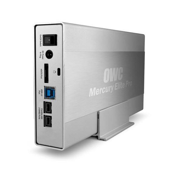 OWC 3TB Mercury Elite Pro External Hard Drive