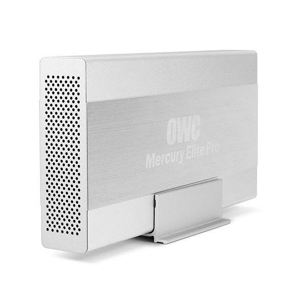 OWC 2TB Mercury Elite Pro Storage Solution with +1Port