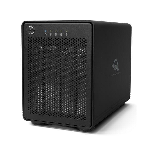 OWC 16TB ThunderBay 4 Thunderbolt 2 4-Bay RAID Array (RAID 5 Edition)
