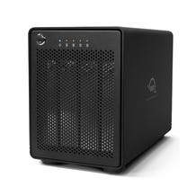 OWC 40TB ThunderBay 4 Thunderbolt 2 4-Bay RAID Array (RAID 5 Edition)