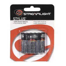 Streamlight Stylus AAAA Batteries - 6 Pack