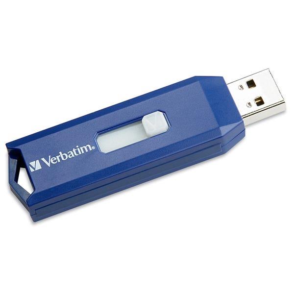Verbatim 8GB USB Flash Drive - Blue