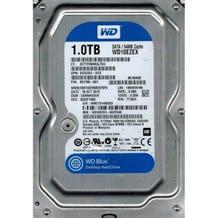 WD Blue 1TB Hard Drive - SATA