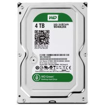 "WD Green WD40EZRX 4 TB 3.5"" Internal Hard Drive"