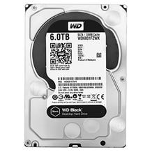 WD Black 6TB Internal HD SATA 7200RPM