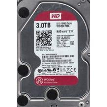 WD Red NAS 3TB Hard Drive - USB 2.0/3.0 FW400/8