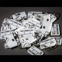 English Stix Micro Keychain Slate