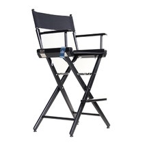 Film Craft Tall Studio Director's Chair - Black