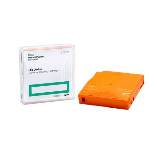 HP 50 Cycles LTO Cleaning Cartridge