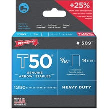 Arrow T50 Staples - 9/16""